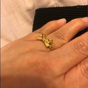 Kate Spade Jewelry - Kate Spade Bow Ring